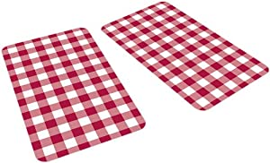 Hob Cover Plates Universal Set X Kitchen Gas Electric Cookers