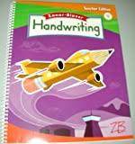 img - for Handwriting Teacher Edition Grade 4 book / textbook / text book