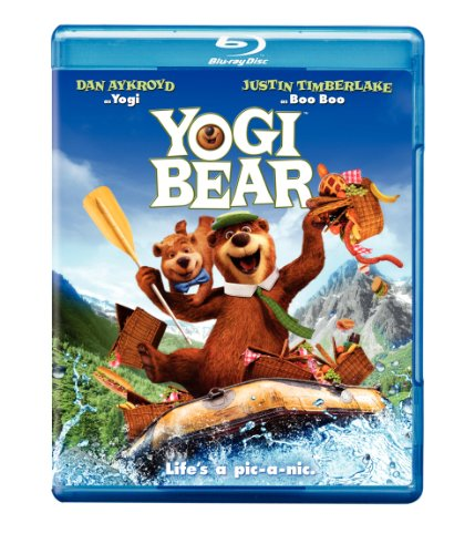 Cover art for  Yogi Bear [Blu-ray]