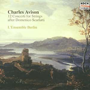 Avison:12 Concerti for Strings