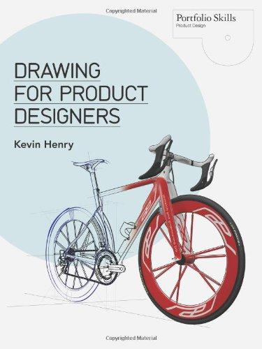 Drawing for Product Designers (Portfolio Skills: Product Design) image