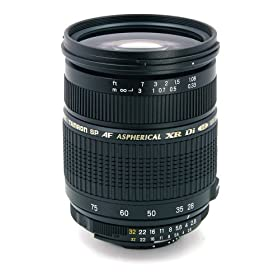 Tamron Autofocus 28-75mm f2.8 XR Di LD Aspherical (IF) for Canon SLR Cameras