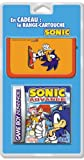 echange, troc Sonic Advance 2 + Range Cartouche