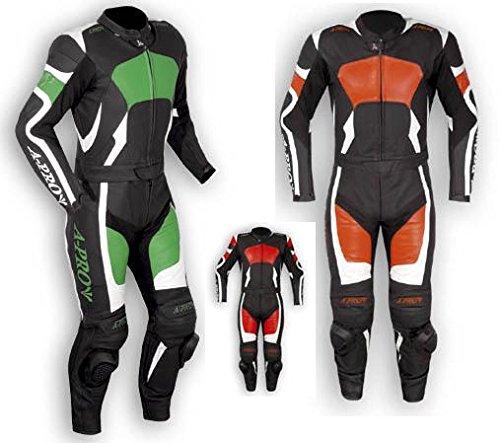 Tuta-Divisibile-Pelle-Sportiva-Naked-Turismo-Moto-Corsa-Pista