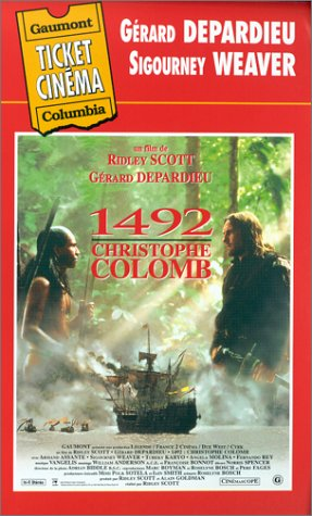 1492, Christophe Colomb [VHS]