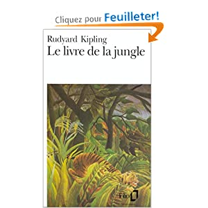 le livre de la jungle rudyard kipling louis fabulet robert d 39 humi res livres. Black Bedroom Furniture Sets. Home Design Ideas