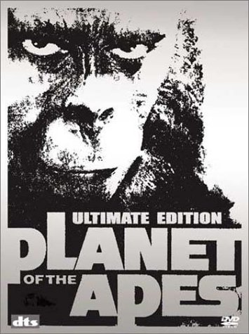 猿の惑星 35周年記念 アルティメット・エディション [DVD]