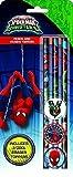 Spiderman Lápiz y Goma de borrar Juego
