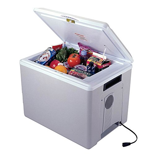 Koolatron P75 36-Quart Kool Kaddy Electric Cooler/Warmer, Light Grey (Koolatron Car Cooler compare prices)