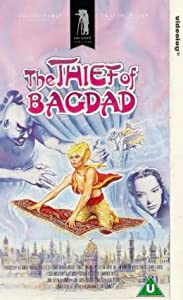The Thief of Bagdad [VHS] [1940]