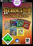 Heroes of Might & Magic III +IV - Com...