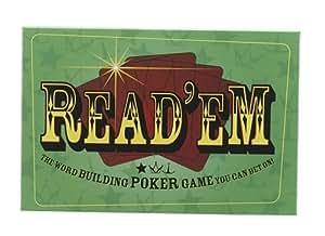 Read Em Board Game