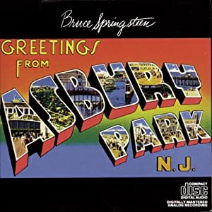 "Cover of ""Greetings From Asbury Park Nj"""