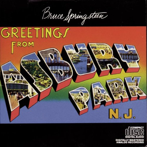 Bruce Springsteen - Greetings from Asbury Park, N.J./The Wild, the Innocent & the E Street Shuffle/Darkness Disc 1 - Zortam Music
