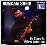 Duncan Sheik - On Stage At World Cafe Live [DVD]