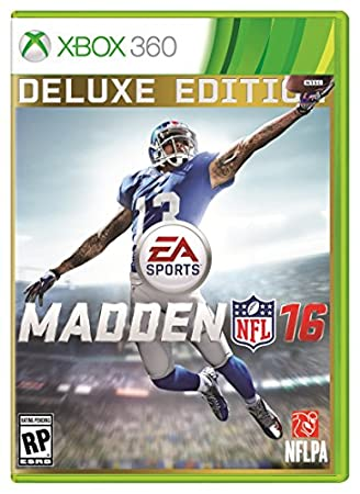 Madden NFL 16 (Deluxe Edition) - Xbox 360