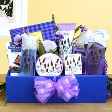 Lusciously Lavender Birthday Gift Idea for Her