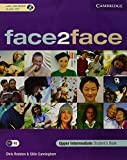 face2face Upper Intermediate Student's Book with CD-ROM/Audio CD