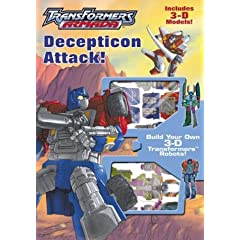 Decepticon Attack! (Transformers Armada)