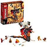 LegoNinjago70674 Feuerschlange, Bauset - LEGO