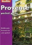 echange, troc Guide Berlitz - Provence (guide en anglais)