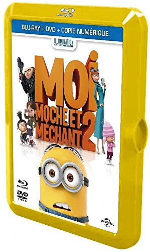 Moi, Moche Et Méchant 2 - Combo Blu-Ray+ Dvd + Copie Digitale