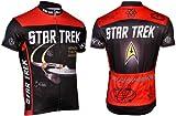 Retro Mens Star Trek Cycling Jersey