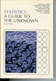 img - for Statistics: A guide to the unknown (Holden-Day series in probability and statistics) book / textbook / text book