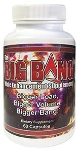 The Big Bang Male Enhancement Supplement- Bigger Load, Bigger Volume, Bigger BANG! ...