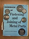 img - for Handbook of Fastening and Joining of Metal Parts book / textbook / text book