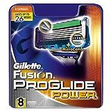 Gillette Fusion ProGlide Power Razor Blades - Pack of 8by Gillette