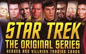 "2013 STAR TREK - The Original Series ""Heroes & Villians"" Card Set #1 - #100"