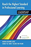 img - for Reach the Highest Standard in Professional Learning: Leadership book / textbook / text book