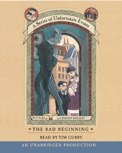 Series/Unfortunate #1(lib)(CD) (Series of Unfortunate Events (Listening Library))