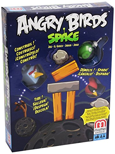 Angry Birds X6913 - Angry Birds Space Game