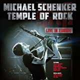 Temple Of Rock - Live In Europe Michael Schenker