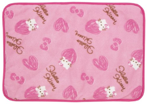 Skater-fleece-pet-mat-hello-kitty-for-dogs-and-cats-japan-import