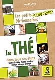 echange, troc Inès Peyret - Le thé dans tous ses états