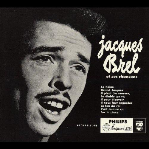 Jacques Brel – Grand Jacques (1988) [FLAC]