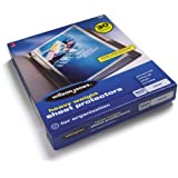 Wilson Jones Heavy Weight Top-Loading Sheet Protectors, Clear, 100/Box (W21411)