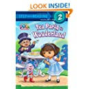 Tea Party in Wonderland (Dora the Explorer) (Step into Reading)