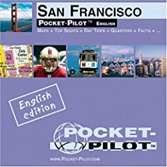 San Francisco Laminated Pocket Map