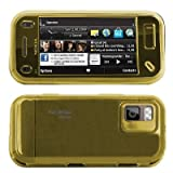 Logotrans Mini Glossy Series Silicone Case for Nokia N97 Transparent