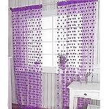 gardinen lila kaufen gebraucht und g nstig. Black Bedroom Furniture Sets. Home Design Ideas