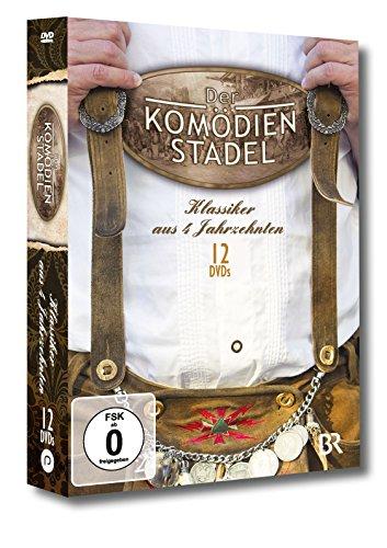 Der Komödienstadel - Klassiker aus 4 Jahrzehnten (12 DVDs)