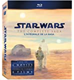 Star Wars: The Complete Saga (Episodes I-VI) Box Set - [9-Disc Blu-ray] (Bilingual)