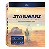 Star Wars: The Complete Saga (Episodes I-VI) Box Set - [9-Disc Blu-ray] (Bilingual)by Mark Hamill