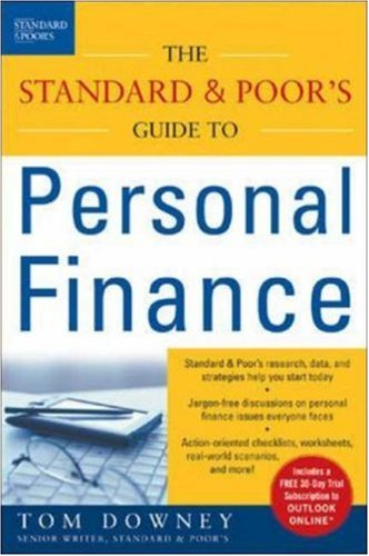 The Standard & Poor's Guide to Personal Finance