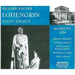 Wagner: Lohengrin [UK-Import]
