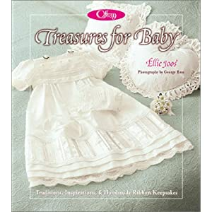 Offray: Treasures for Baby: Traditions, Inspirations, & Handmade Ribbon Keepsakes
